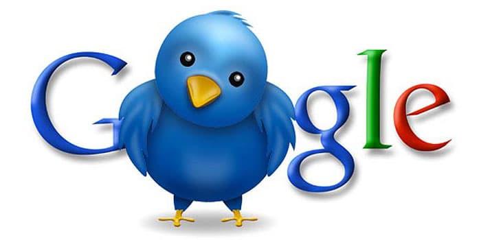 Google-Twitter Partnership