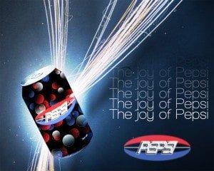 Pepsi Brand Advertisement