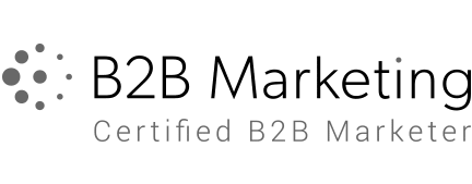 B2B Marketing Certified