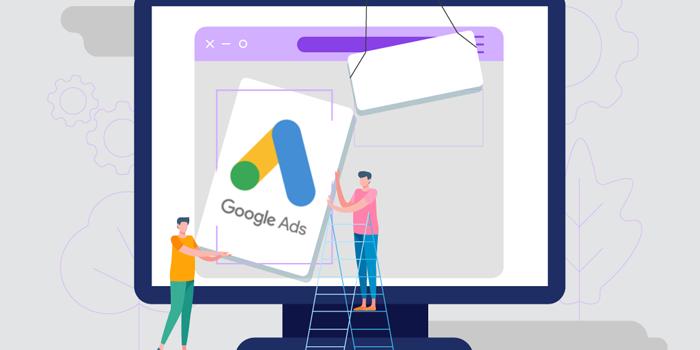 Google ads - banner