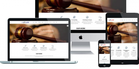Website Design Tips For Law Firms