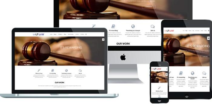 Website Design Tips For Law Firms